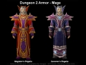Mage Armorsets
