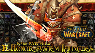 World of Warcraft Patch 1.4.0